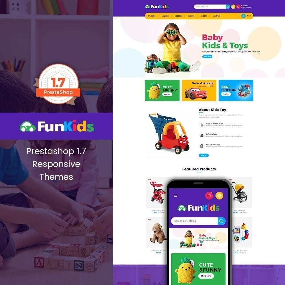 theme - Bambini & Giocattoli - Fun Kids - Toy Store - 2