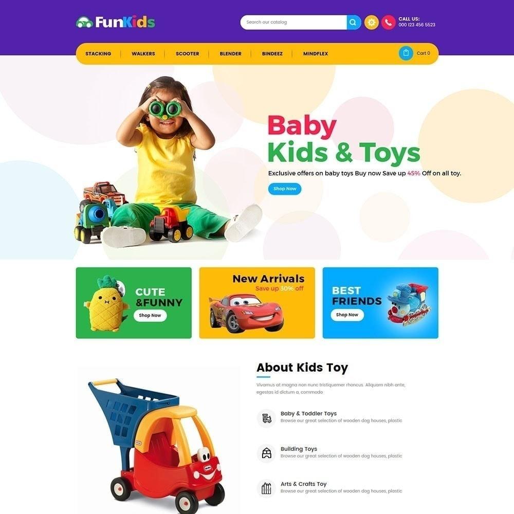 theme - Zabawki & Artykuły dziecięce - Fun Kids - Sklep z zabawkami - 3