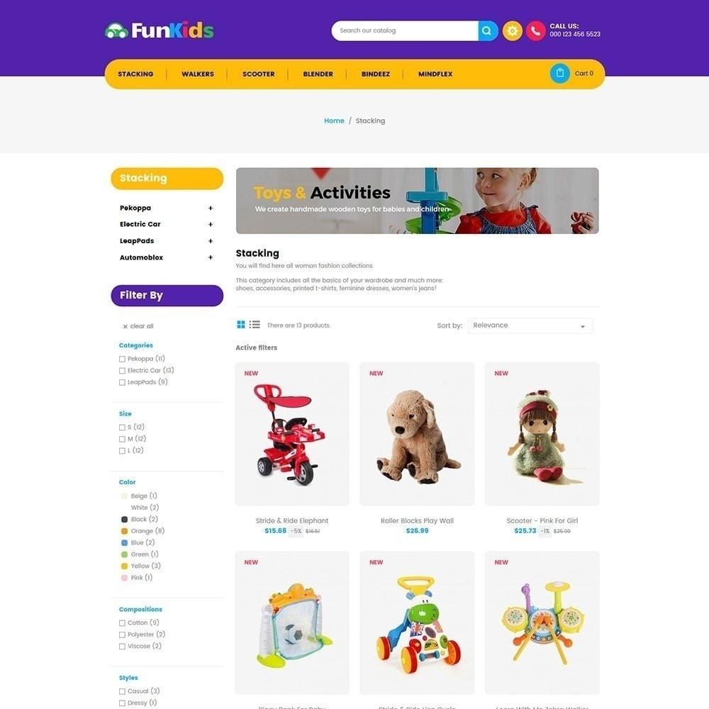 theme - Zabawki & Artykuły dziecięce - Fun Kids - Sklep z zabawkami - 4