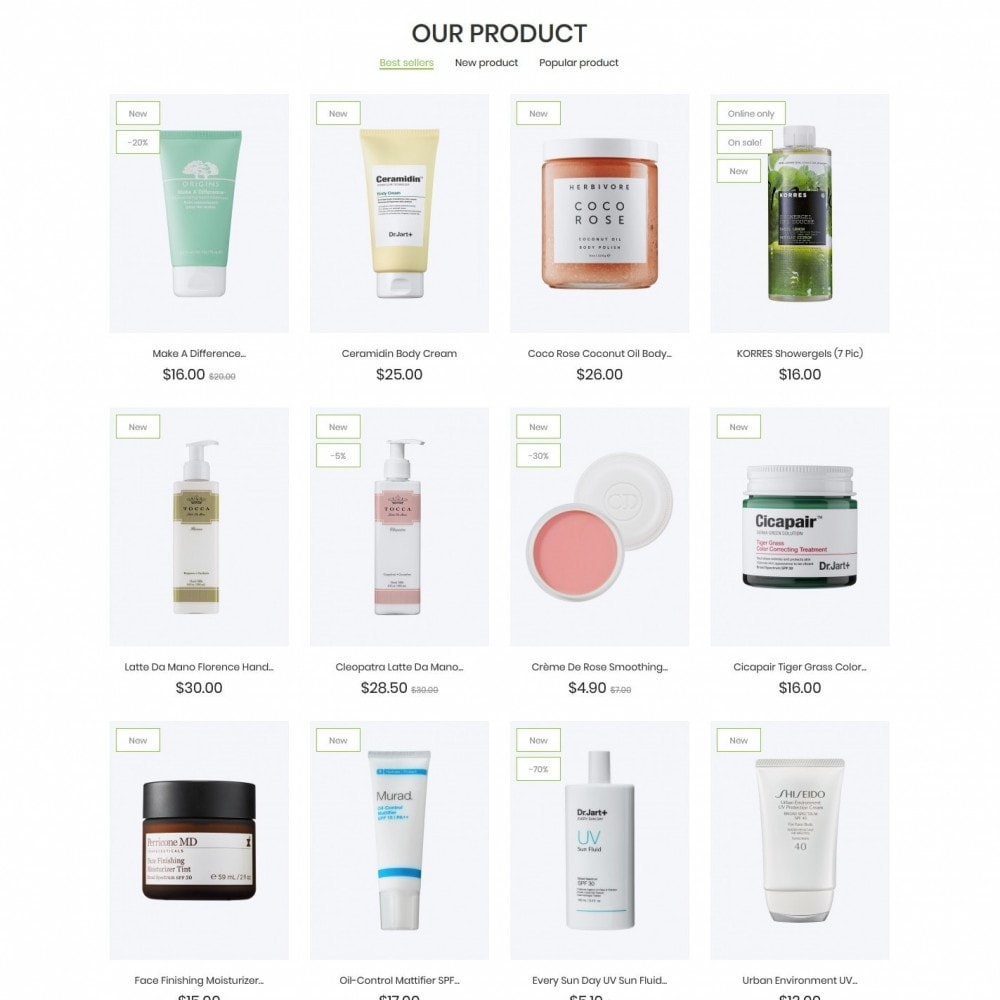 theme - Health & Beauty - Fairy Cosmetics - 3