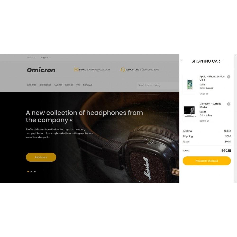 theme - Electronics & Computers - Omicron - High-tech Shop - 7