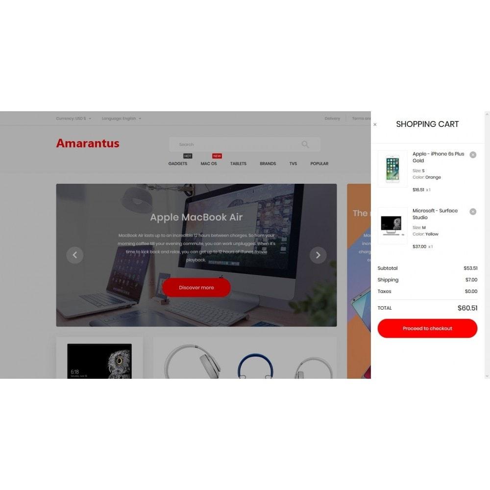 theme - Electronics & Computers - Amarantus - High-tech Shop - 7