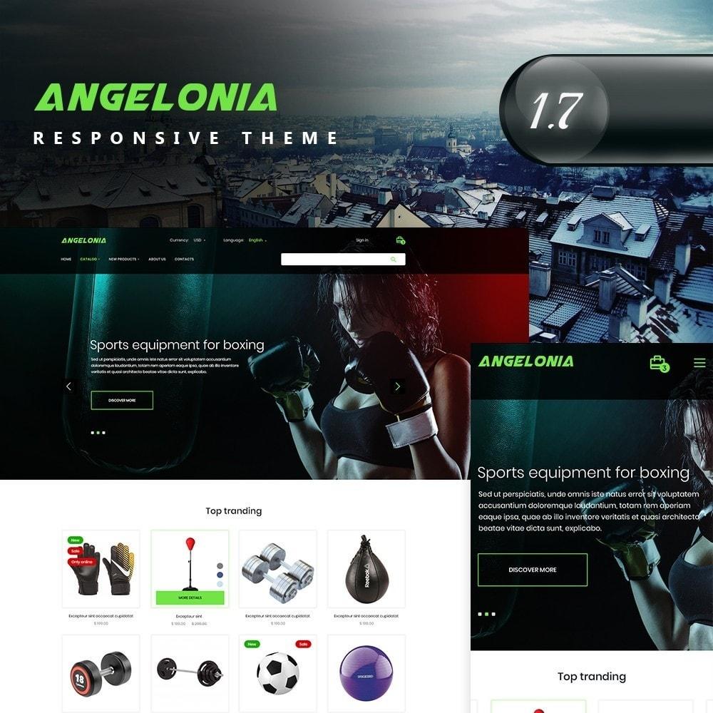 theme - Sports, Activities & Travel - Angelonia - 1