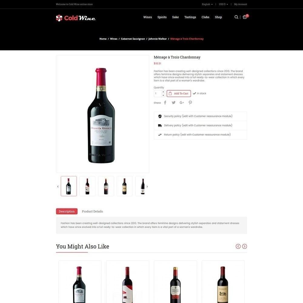 theme - Lebensmittel & Restaurants - Recwine - Weinhandlung - 5