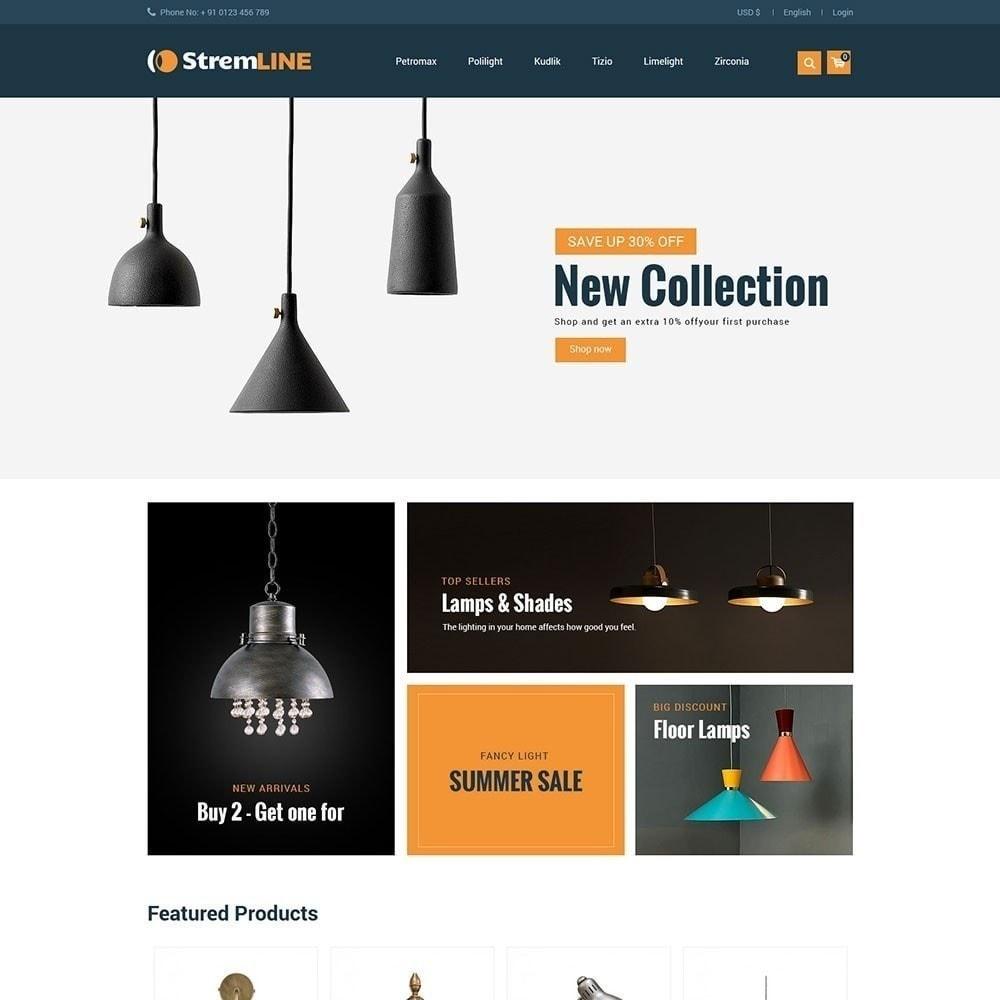 theme - Home & Garden - Strem Line Light Store - 2