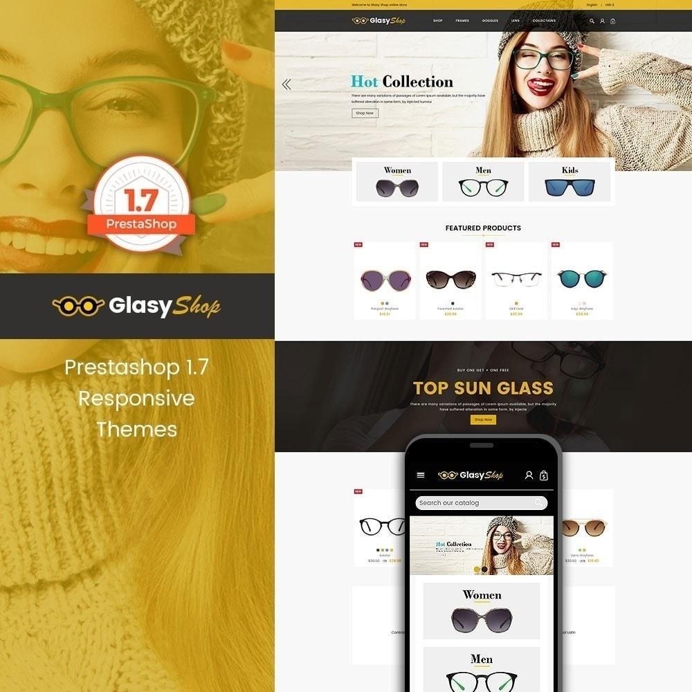 theme - Moda y Calzado - Tienda de moda de cristal de sol - 1