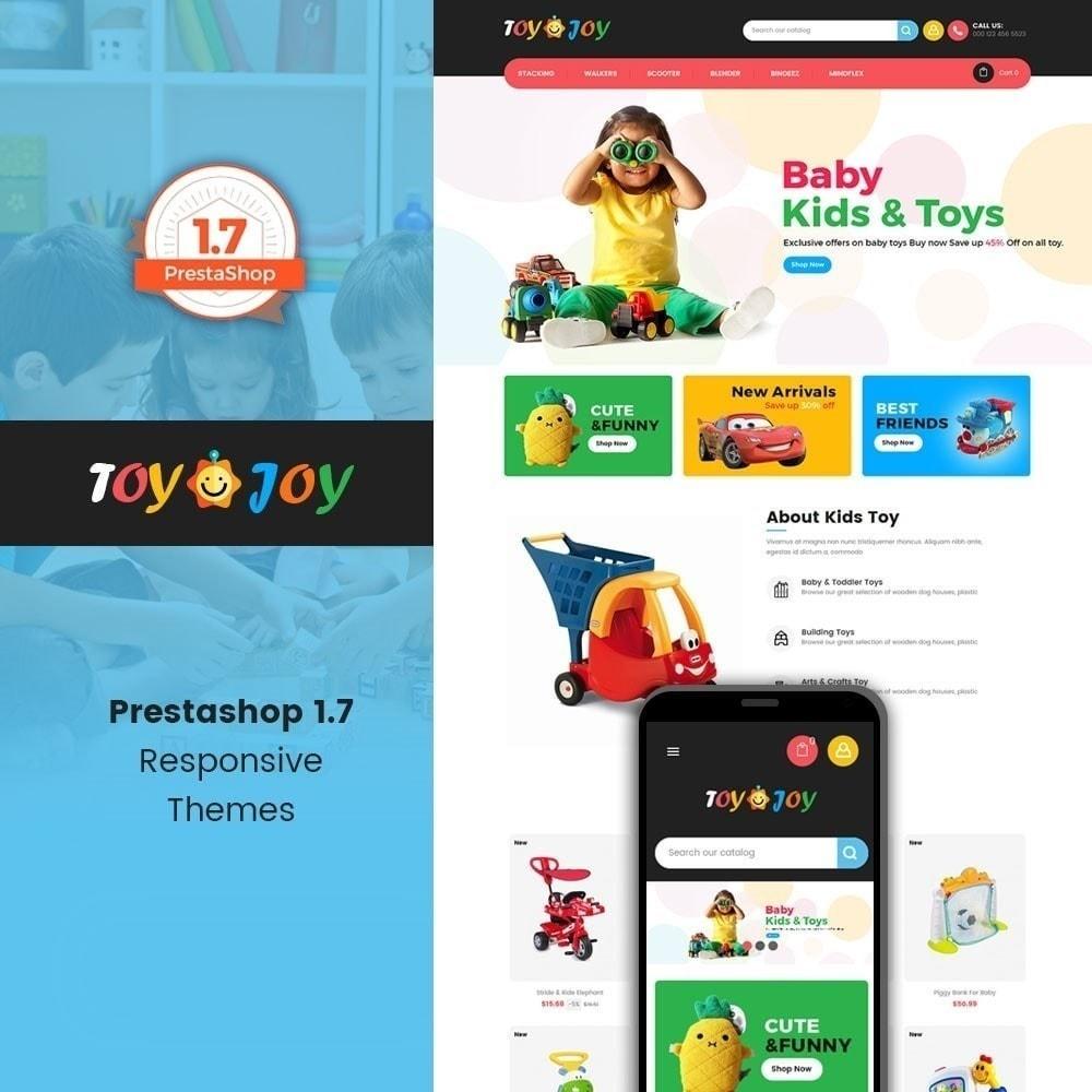 theme - Bambini & Giocattoli - Toy Joy Kids Store - 1