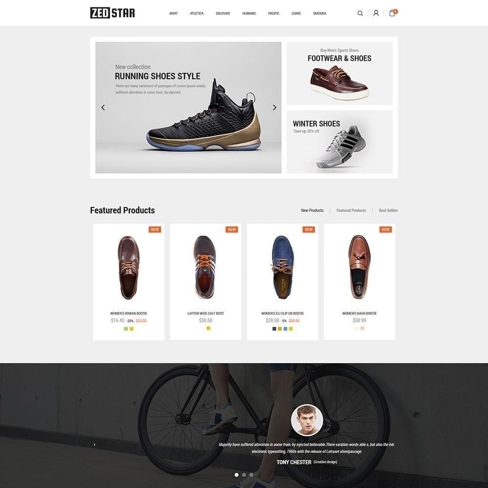 theme - Мода и обувь - Zed Star Fashion - 4
