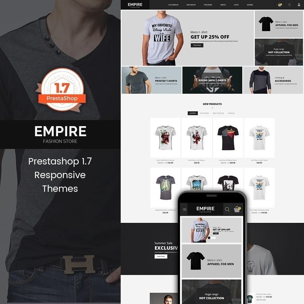 theme - Fashion & Shoes - Empire Fashion Store - 1