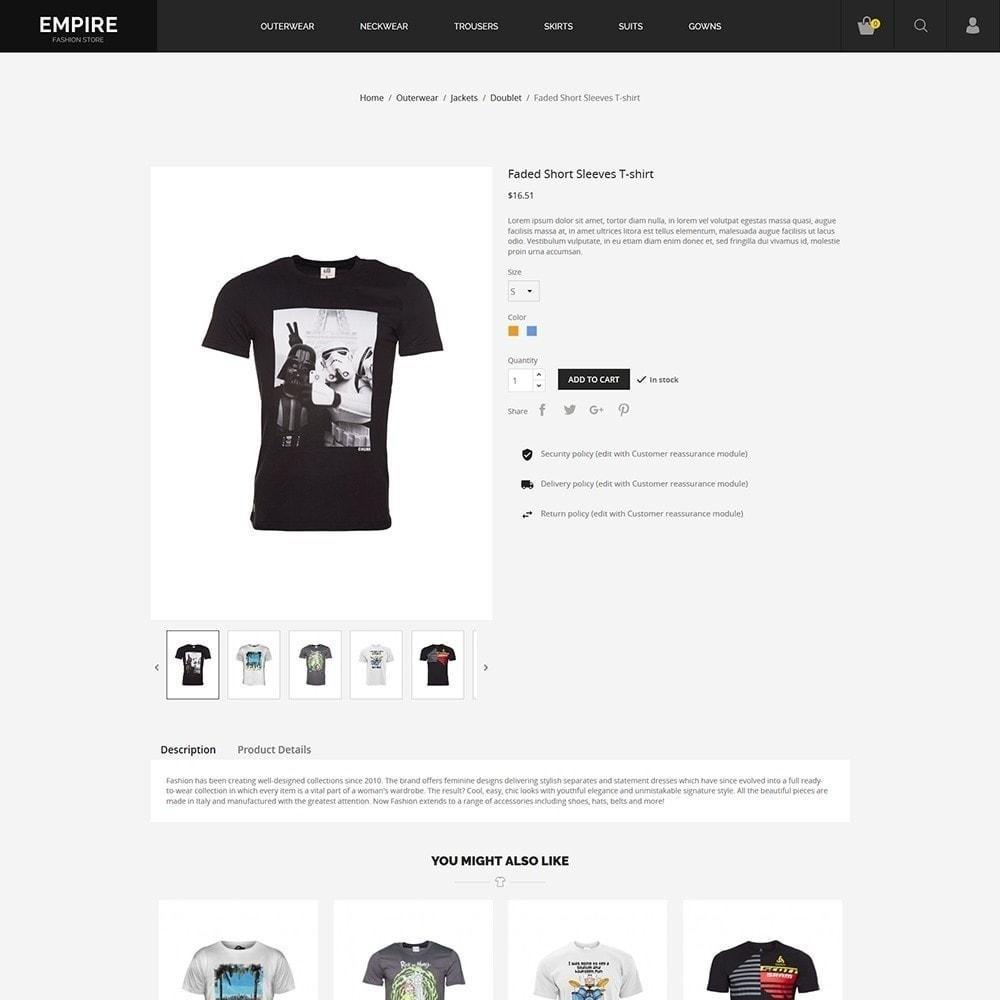 theme - Moda y Calzado - Tienda de moda imperio - 4