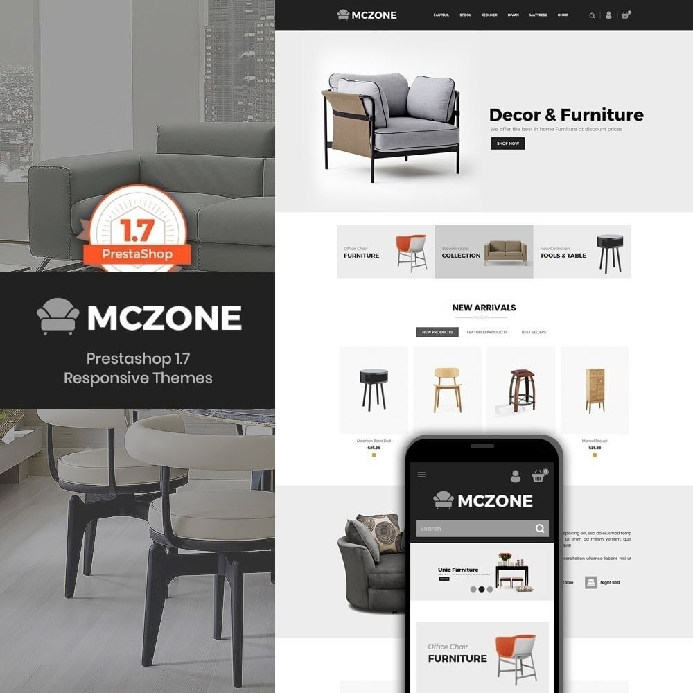 theme - Kunst & Cultuur - MacZone Furniture Store - 1