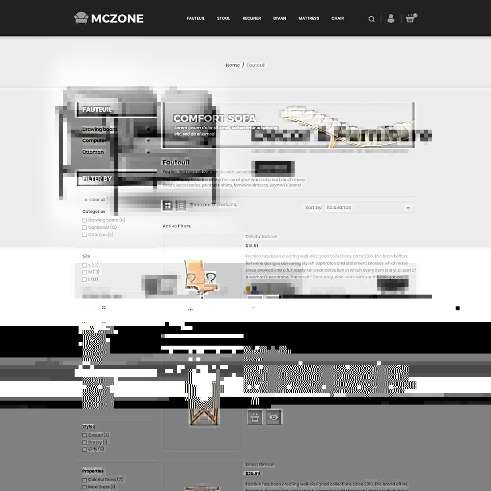 theme - Kunst & Kultur - MacZone Möbelhaus - 4