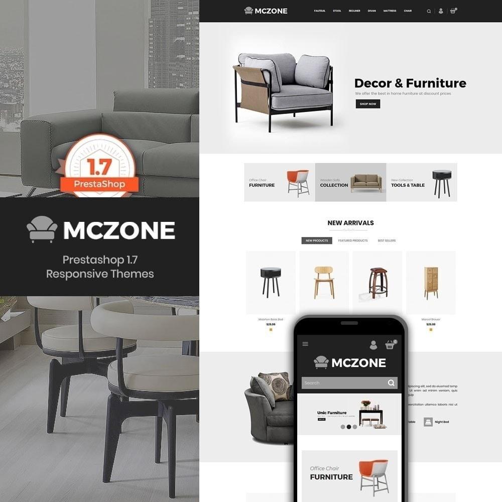 theme - Arte e Cultura - Loja de Móveis MacZone - 2