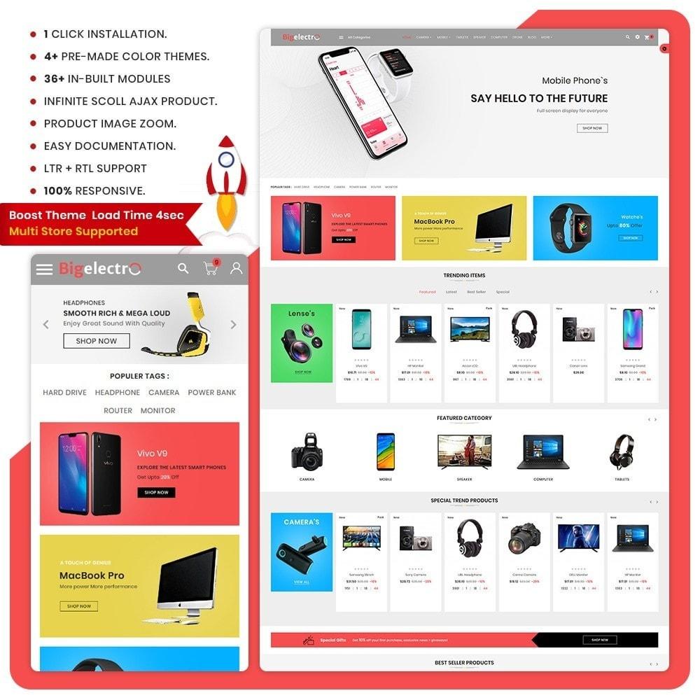 theme - Electronics & Computers - Électronique - des ordinateurs - digital Store - 1