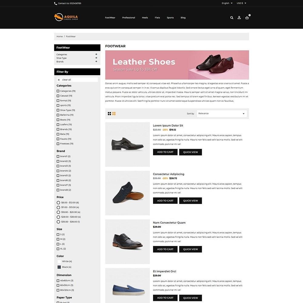 theme - Lingerie & Adult - Aquila The Shoes Shop - 4