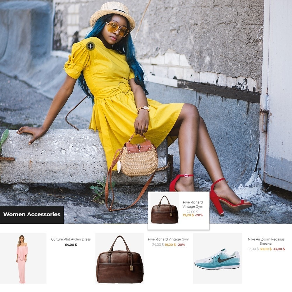 theme - Mode & Chaussures - Vêtement - Apparel Store - 3