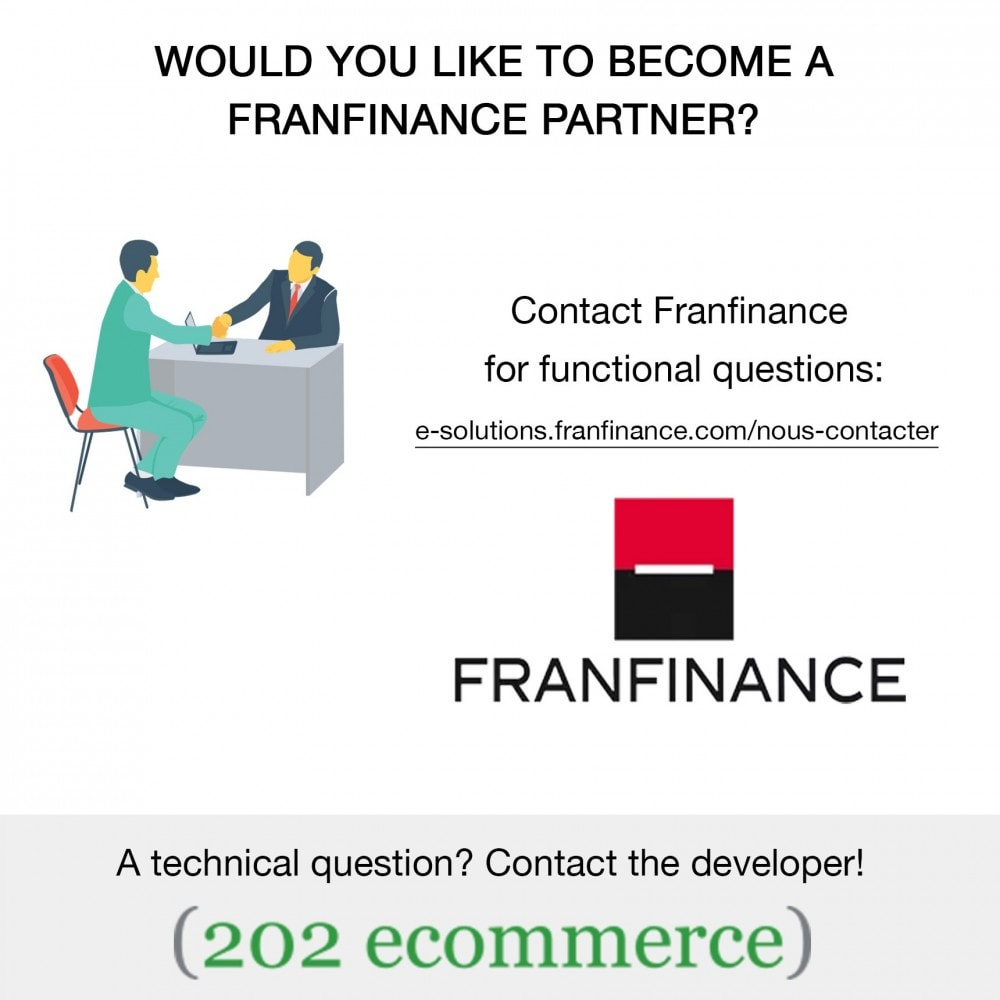 module - Payment by Card or Wallet - Payment solutions with Franfinance - 9