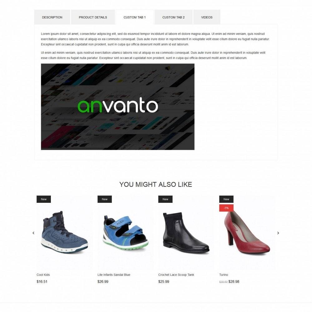 theme - Fashion & Shoes - Isis Shop - 8