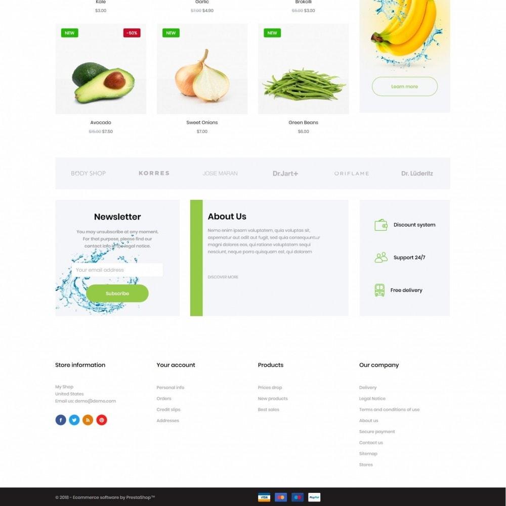 theme - Food & Restaurant - Cataractus - 4