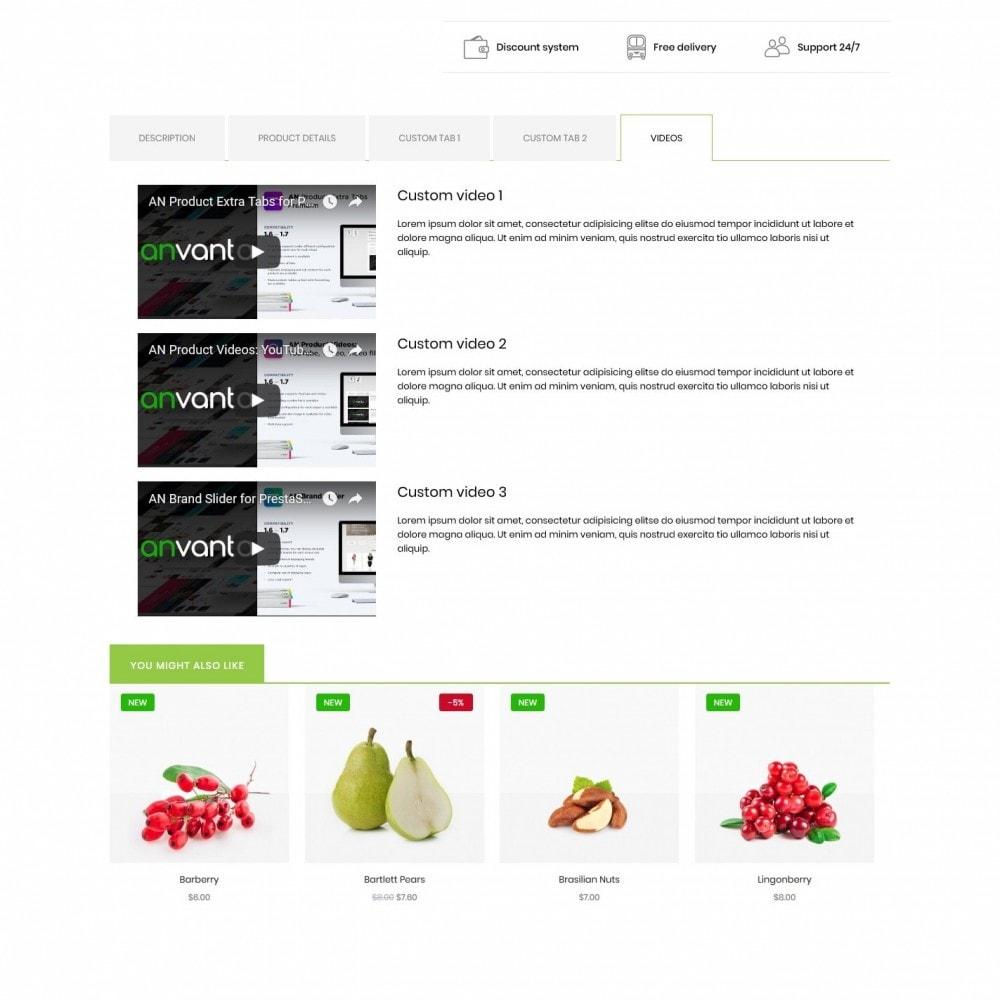 theme - Food & Restaurant - Cataractus - 9