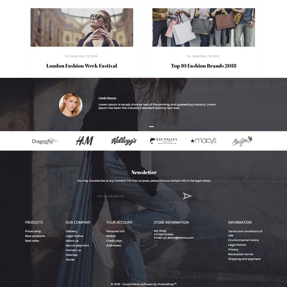 theme - Fashion & Shoes - Cosmic Fashion Store - 4