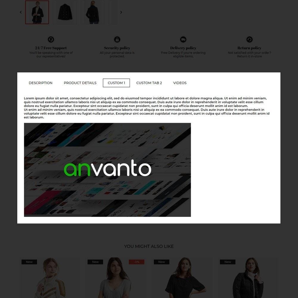 theme - Fashion & Shoes - Cosmic Fashion Store - 8
