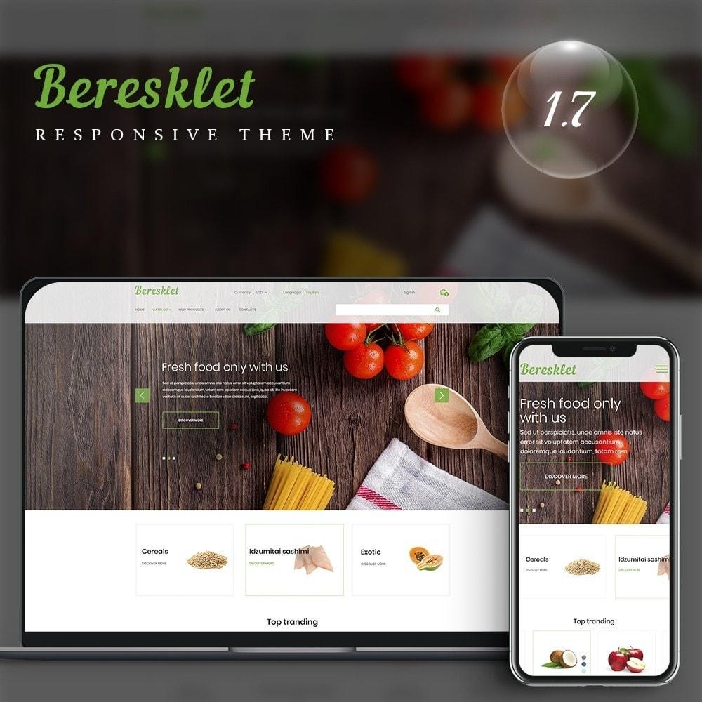 theme - Food & Restaurant - Beresklet - 1
