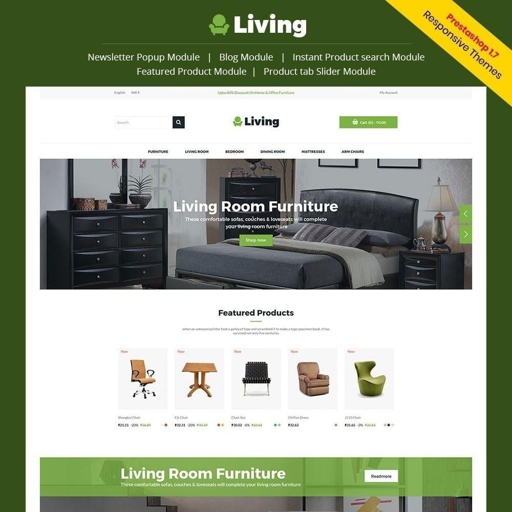 theme - Maison & Jardin - Living - Magasin de meubles - 1