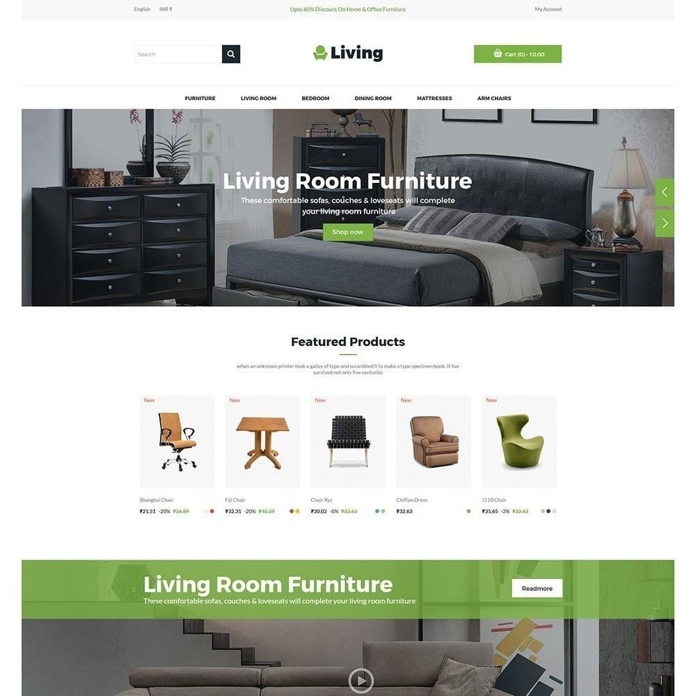theme - Hogar y Jardín - Living - Tienda de muebles - 2