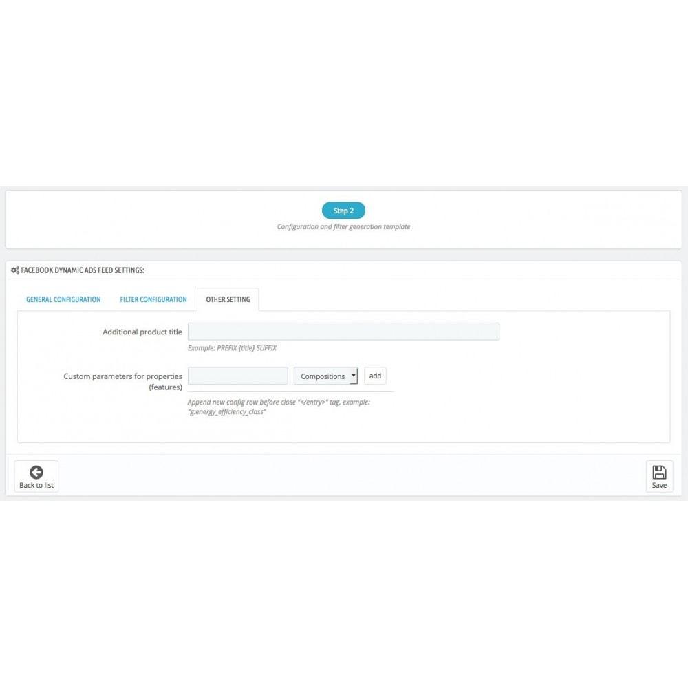 module - Importación y Exportación de datos - Product Catalog Export for Dynamic ads in 3 min - 5