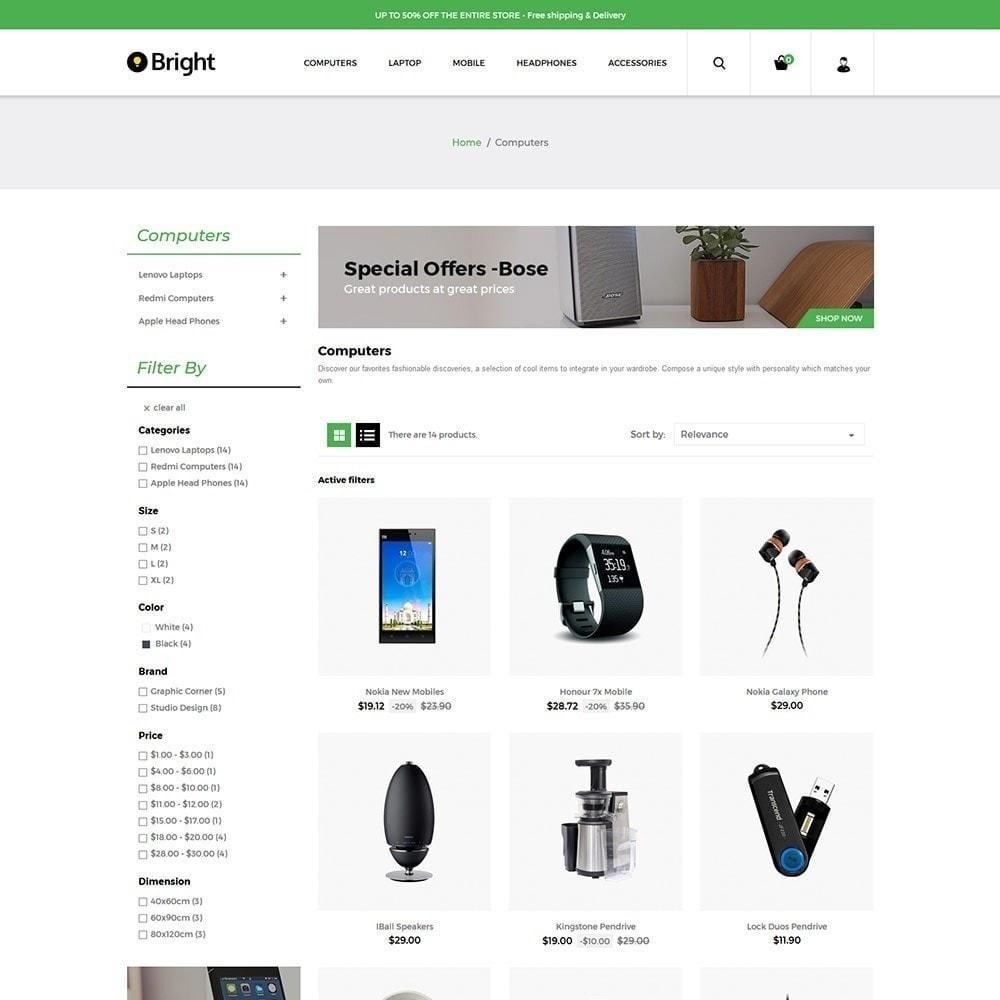 theme - Electronics & Computers - Bright Electronics Store - 4