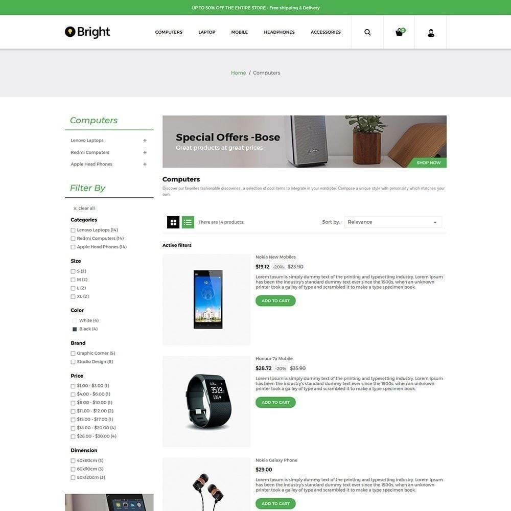 theme - Elettronica & High Tech - Bright Electronics Store - 2