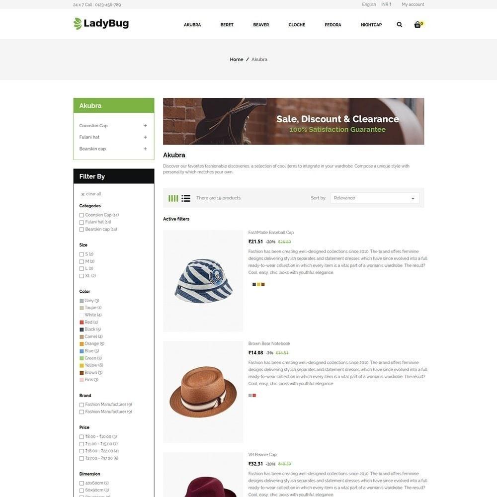 theme - Mode & Schoenen - Lady Bag Store - 4
