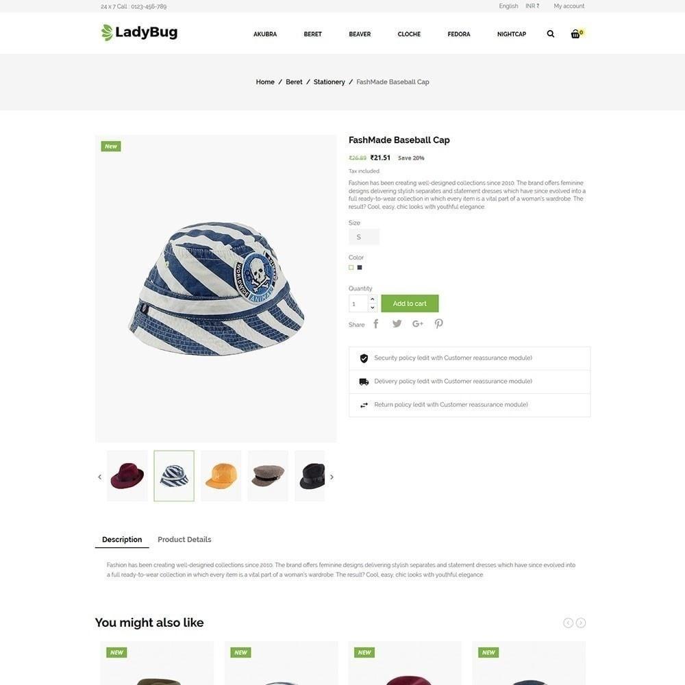 theme - Mode & Schoenen - Lady Bag Store - 5