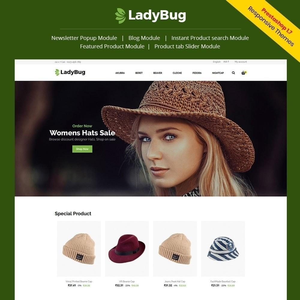 theme - Мода и обувь - Магазин Lady Bag - 1