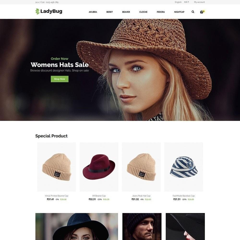 theme - Мода и обувь - Магазин Lady Bag - 2
