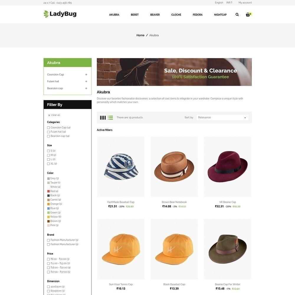 theme - Мода и обувь - Магазин Lady Bag - 3