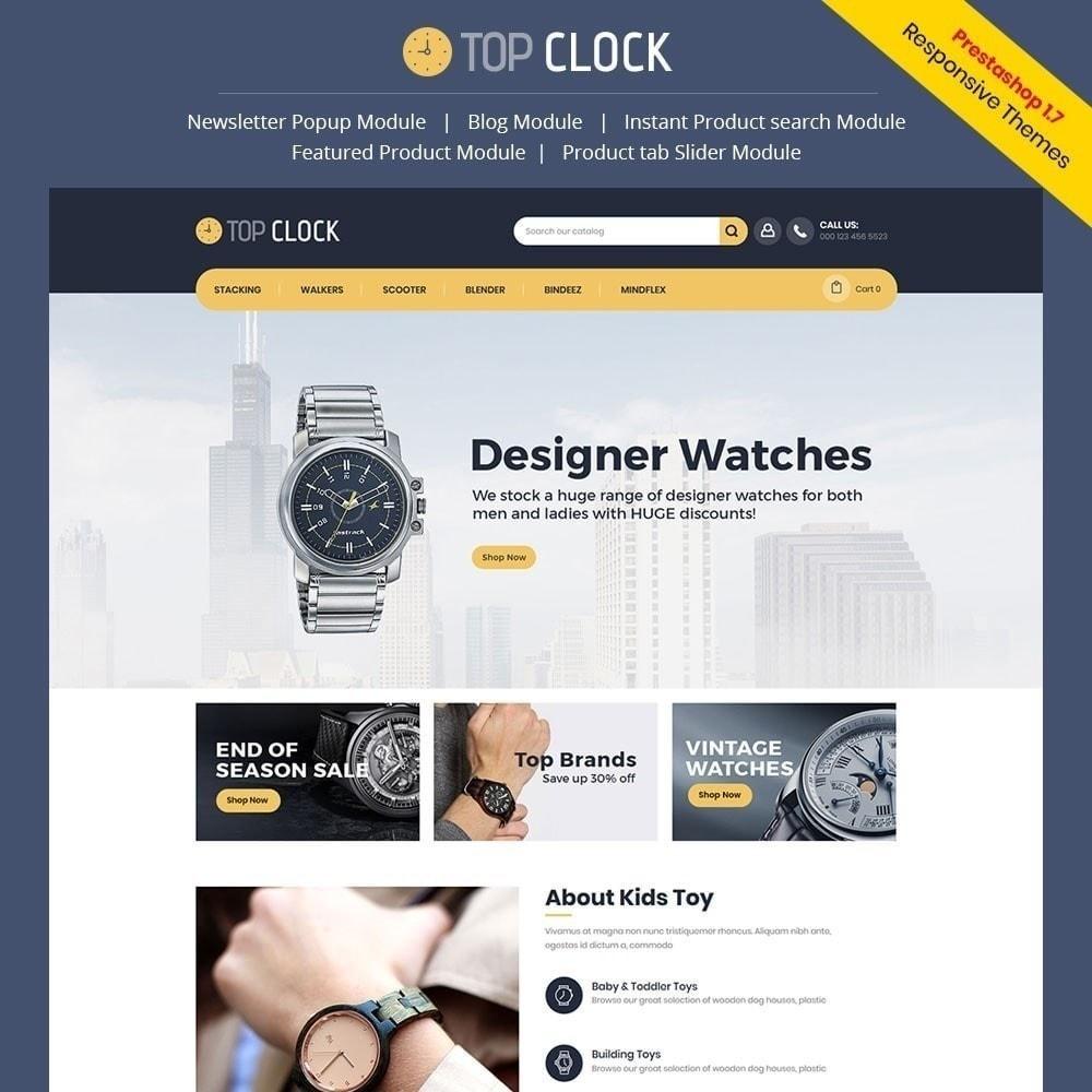 theme - Мода и обувь - Лучшие часы - магазин часов - 1