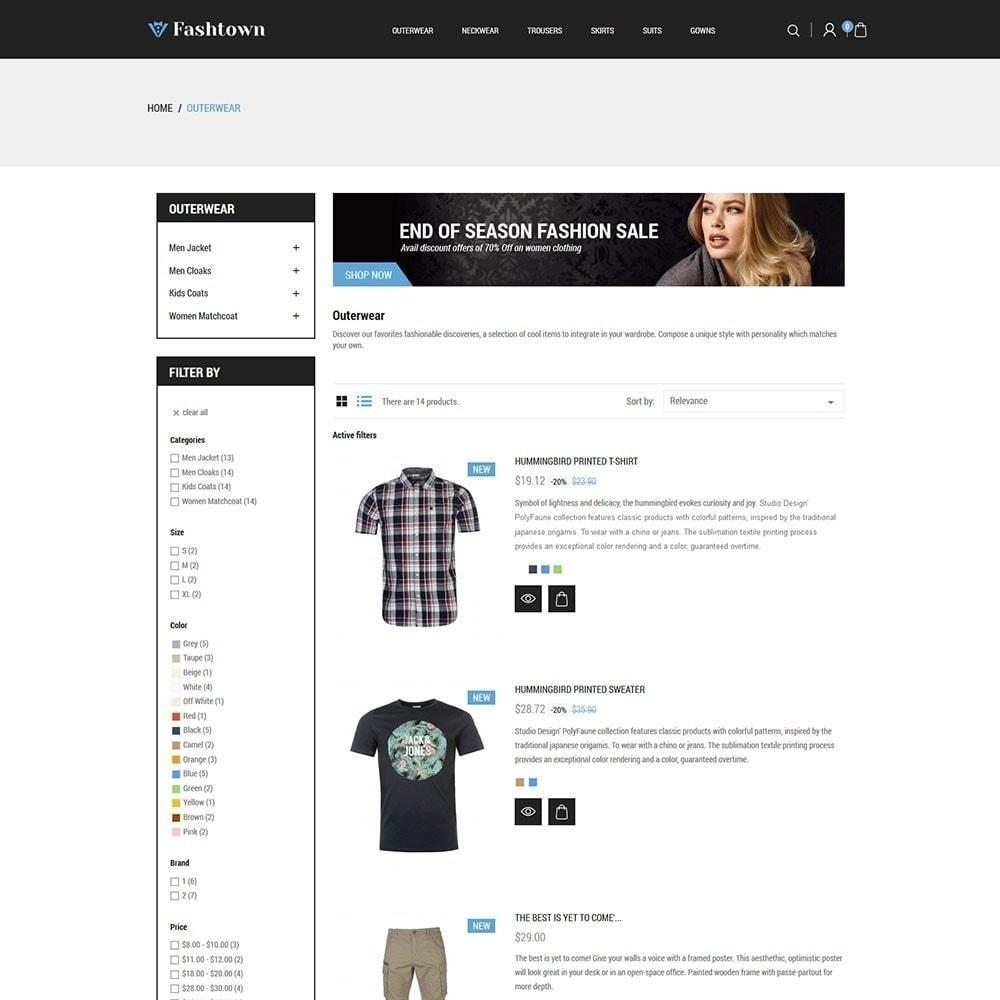 theme - Mode & Schoenen - Fashtown - Mode Winkel - 5