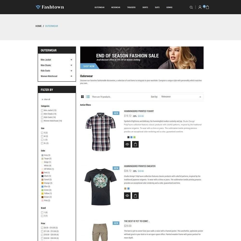 theme - Moda & Obuwie - Fashtown - Fashion Store - 5