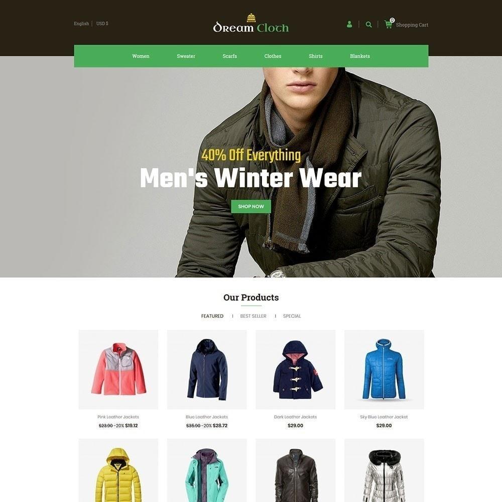 theme - Moda & Calzature - Dream Cloth Store - 2