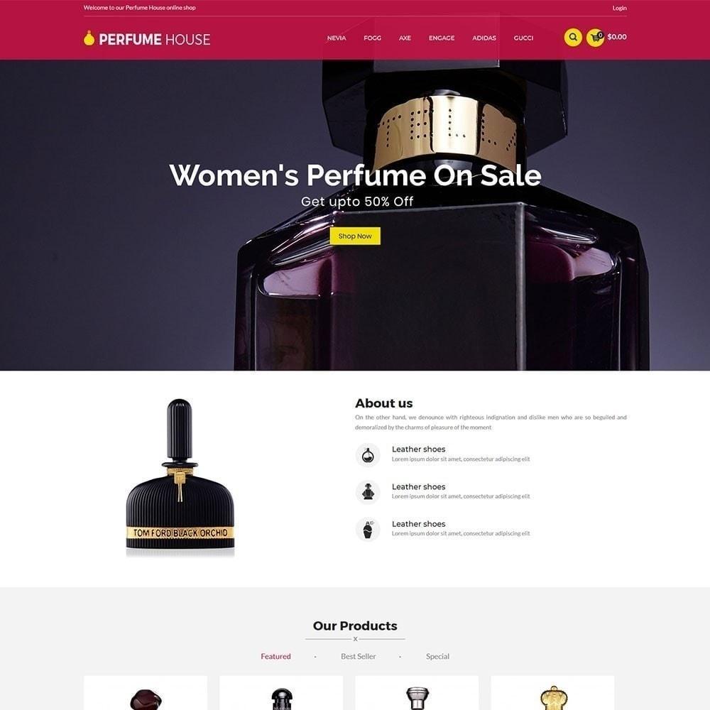 theme - Fashion & Shoes - Perfume Fashion Store - 2