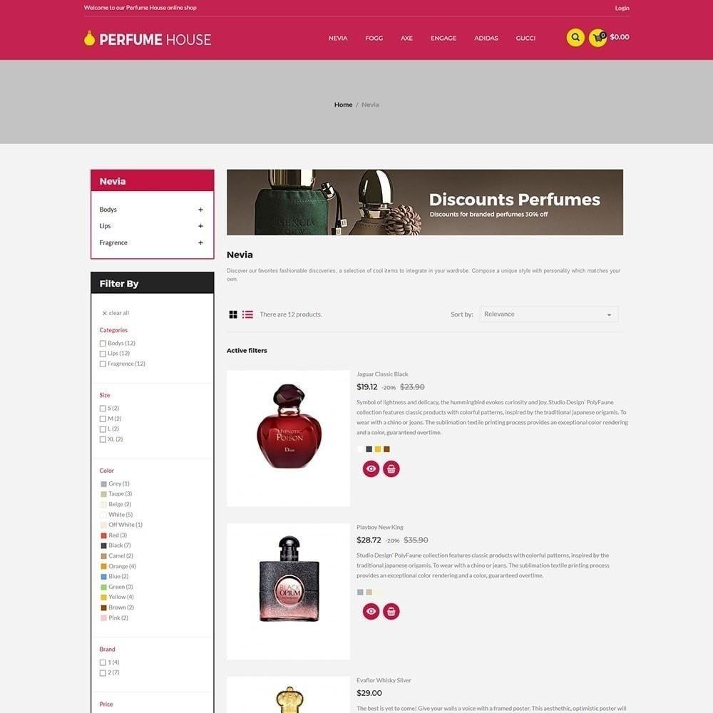 theme - Moda & Calzature - Profumo Fashion Store - 3