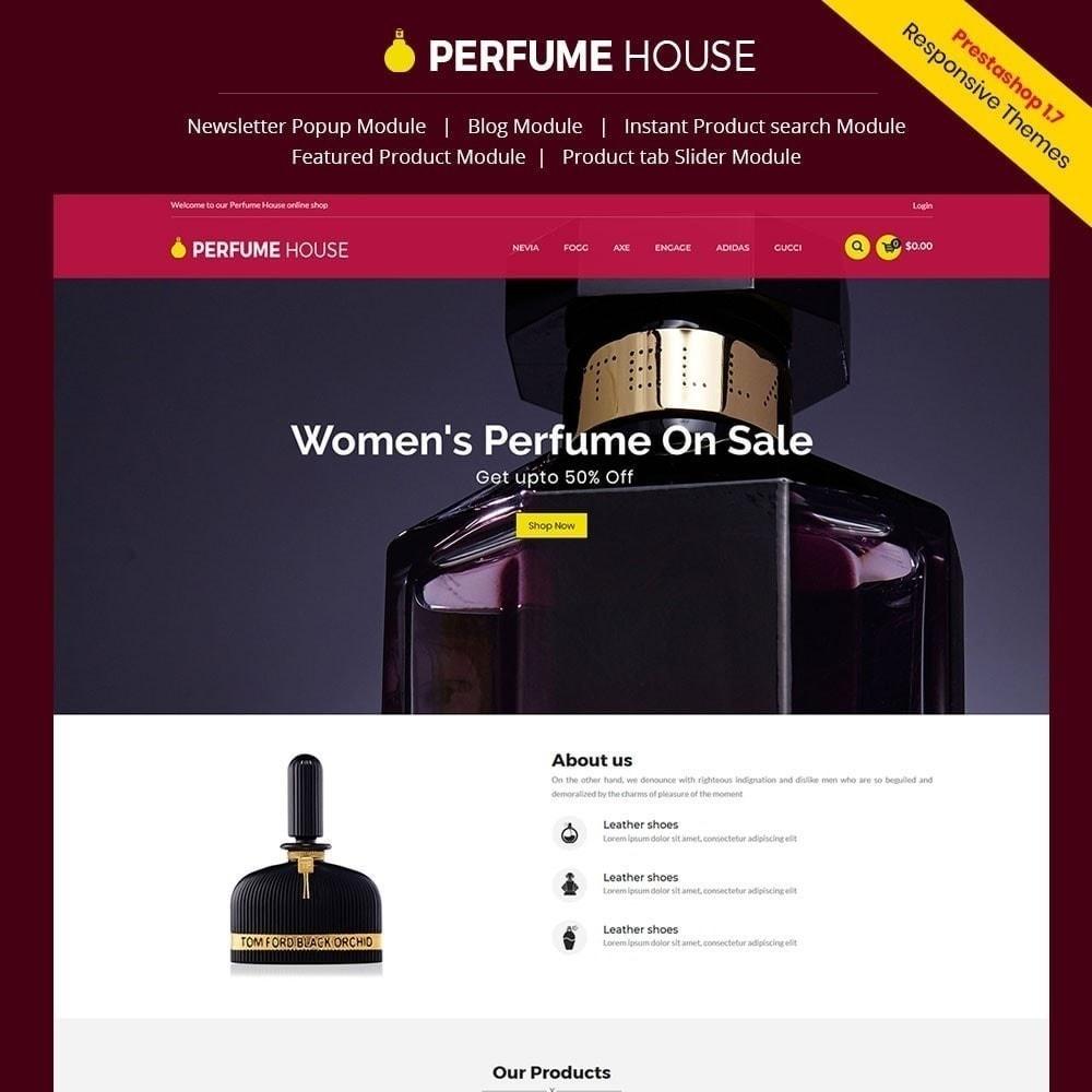 theme - Mode & Schoenen - Parfum Mode Winkel - 1