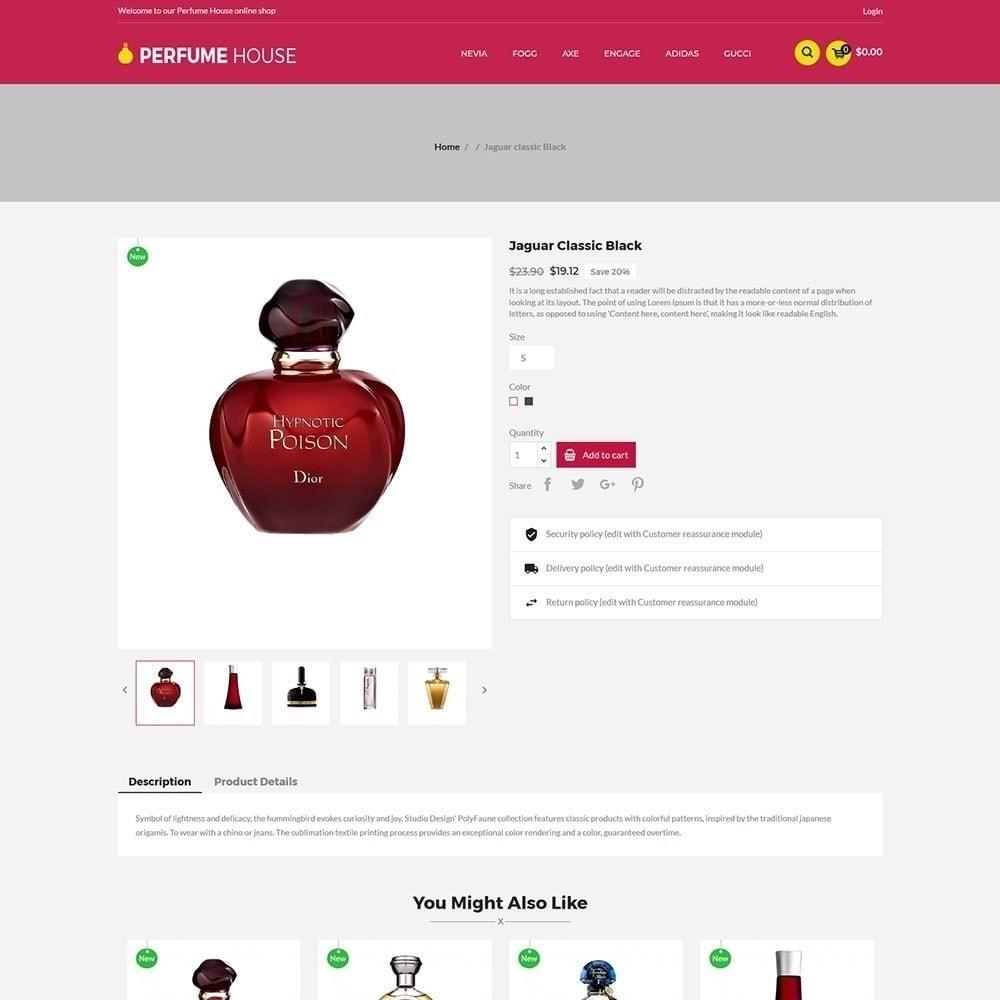 theme - Mode & Schoenen - Parfum Mode Winkel - 5