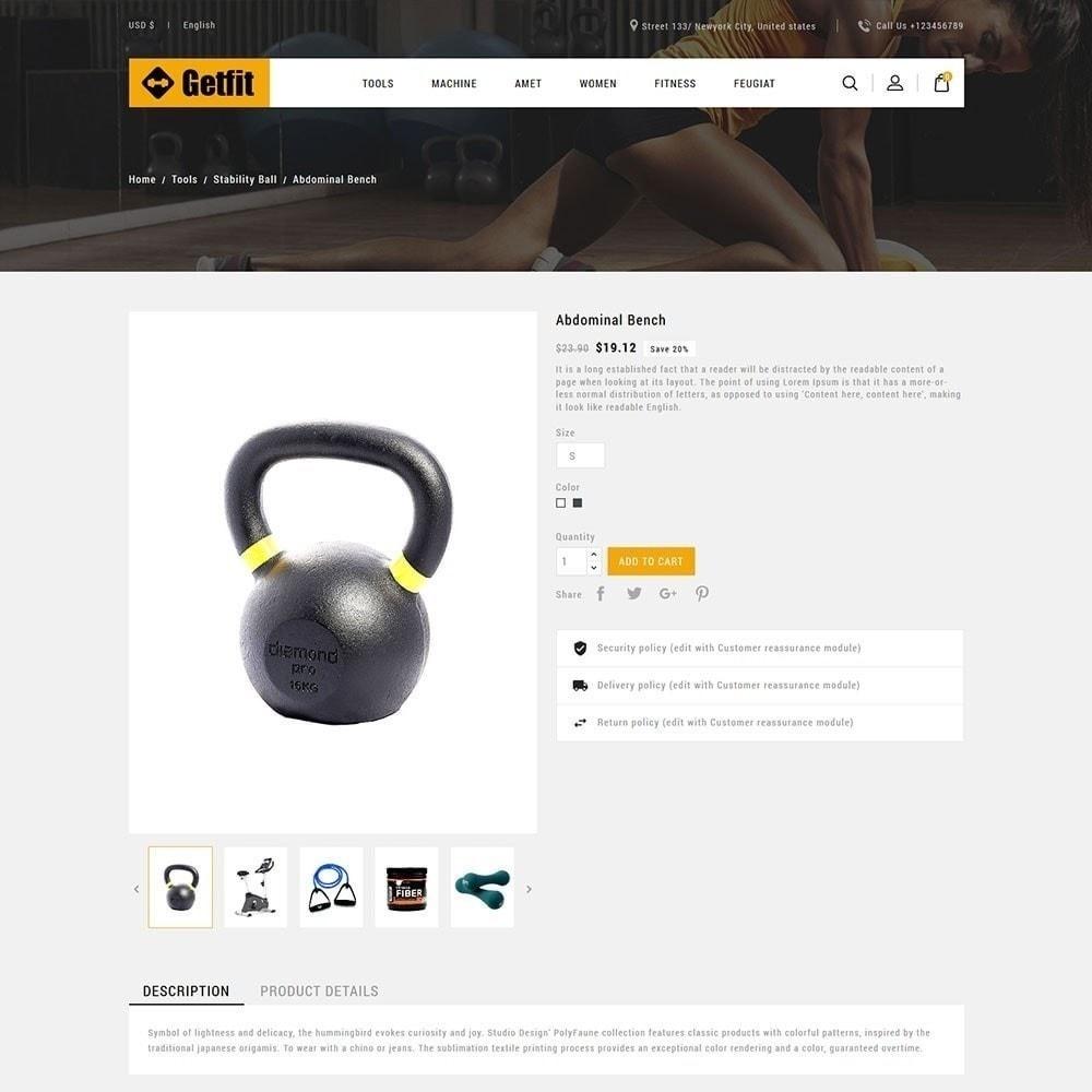 theme - Moda & Obuwie - Get Fit Gym Store - 4
