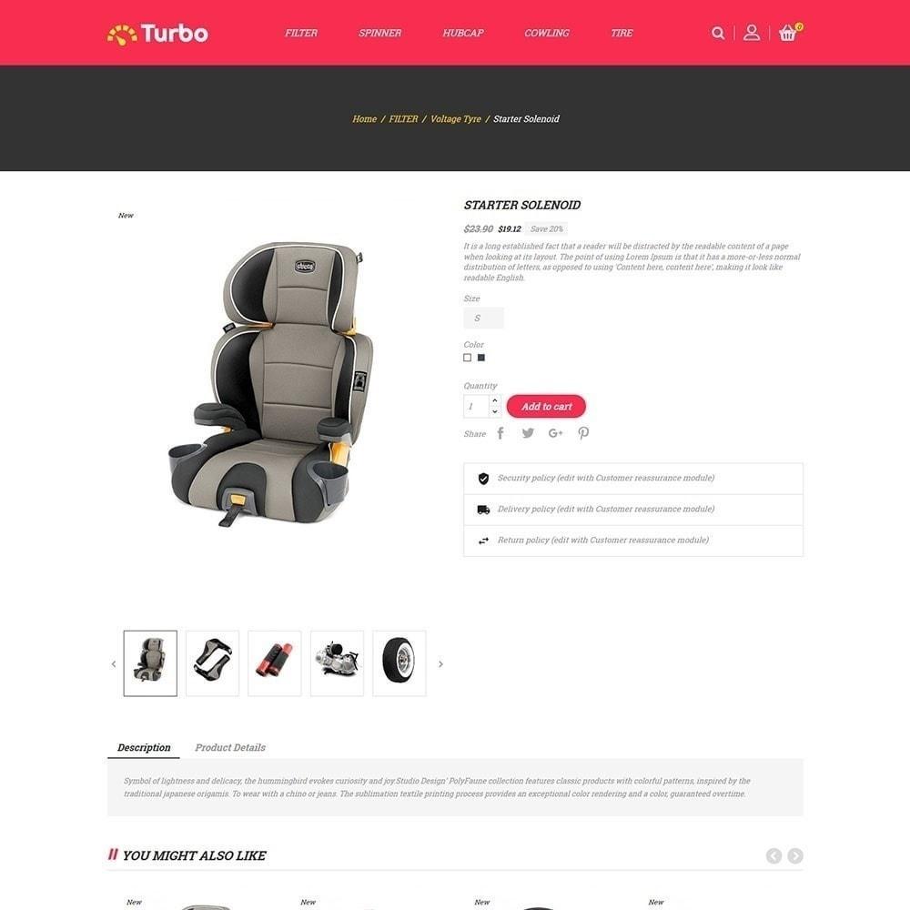 theme - Auto & Moto - Turbo Auto Store - 4