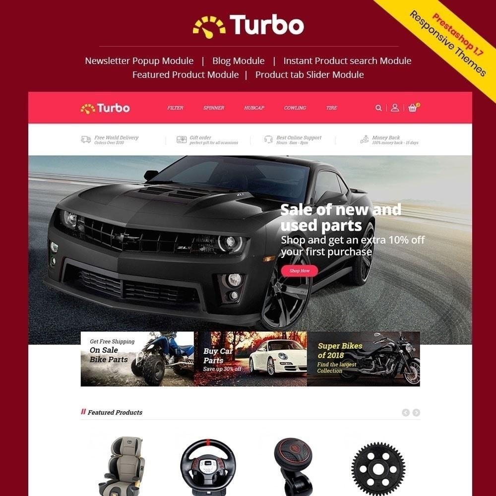 theme - Samochody - Turbo Auto Store - 1