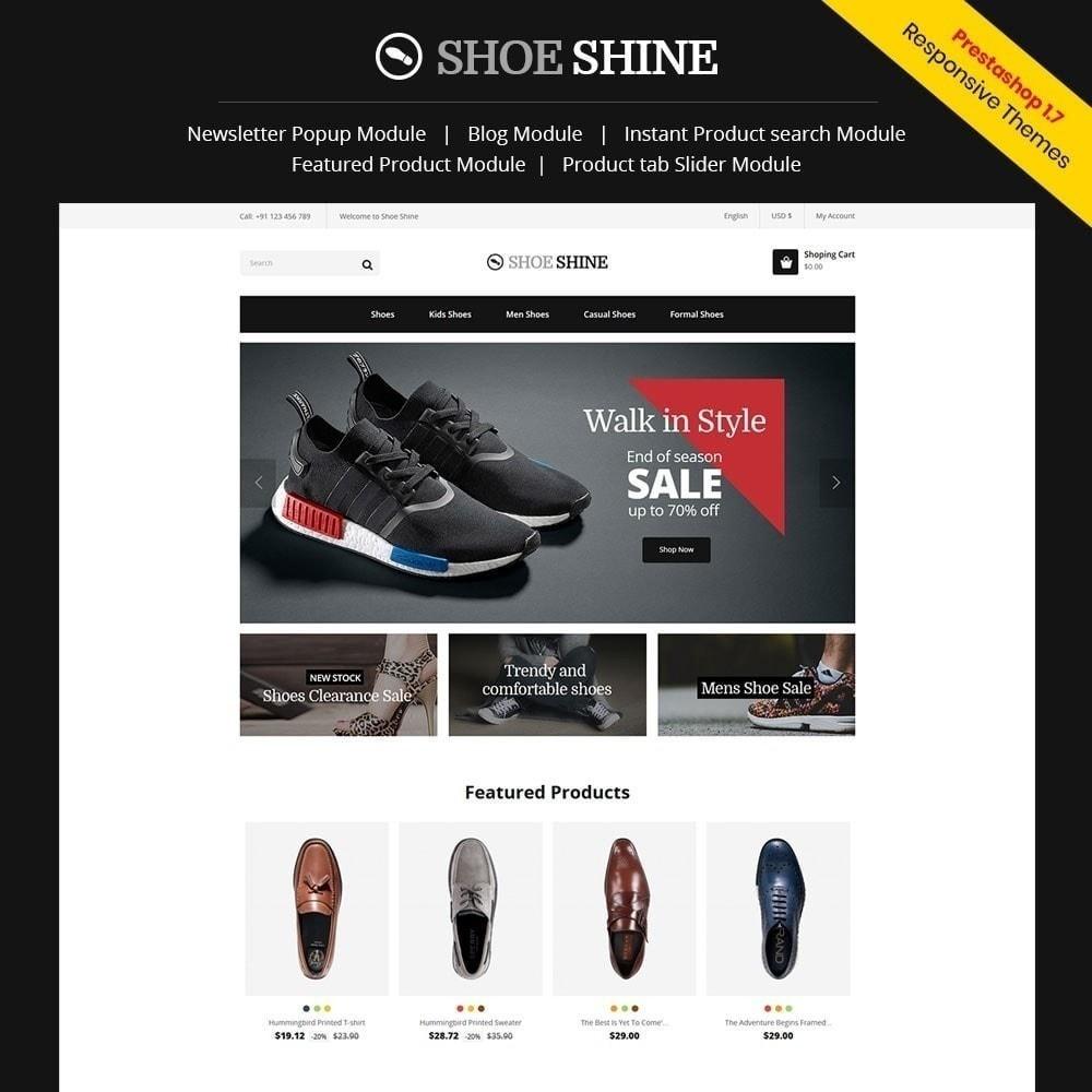 theme - Fashion & Shoes - Shoe Shine Fashion Store - 1