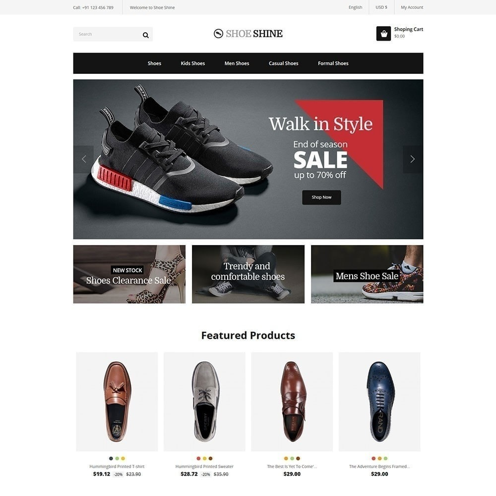 theme - Mode & Chaussures - Cirage de chaussures - 2